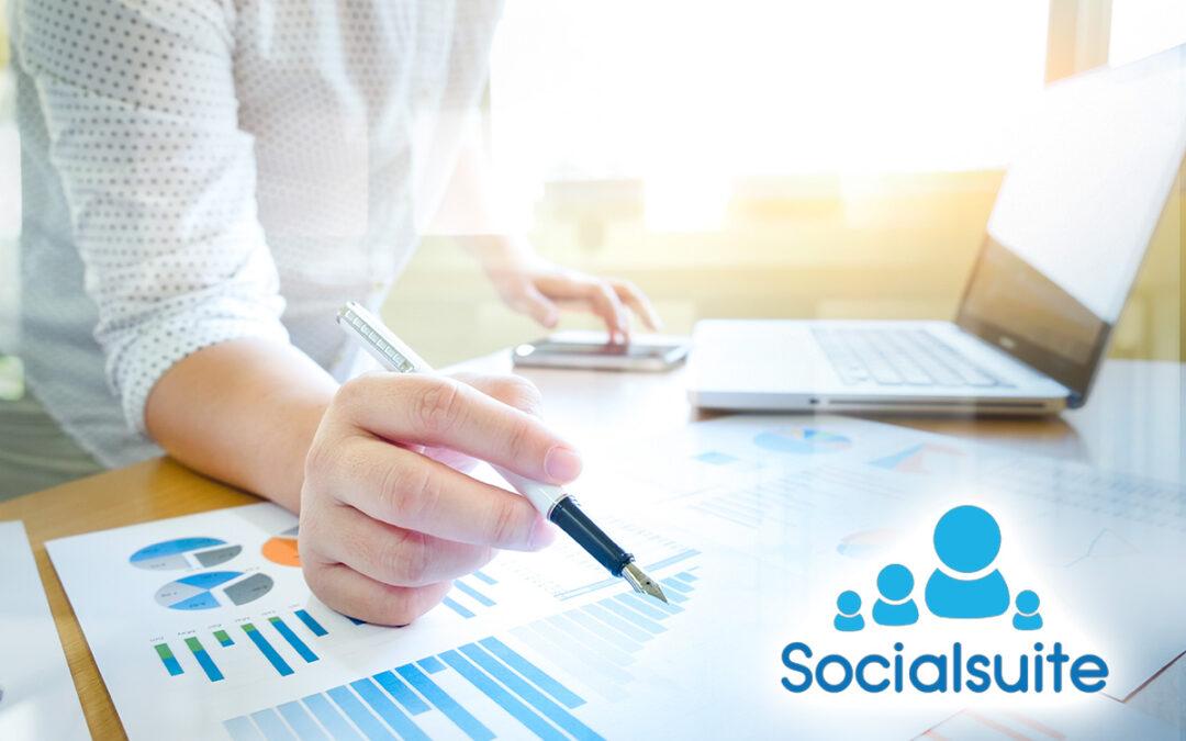 SocialSuite COVID Report